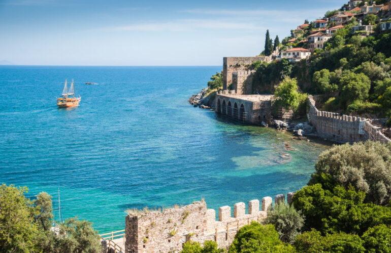 Фото: Лучшие курорты Турции