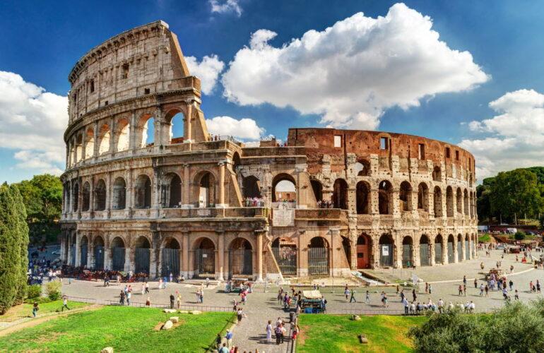 Фото: Достопримечательности Рима