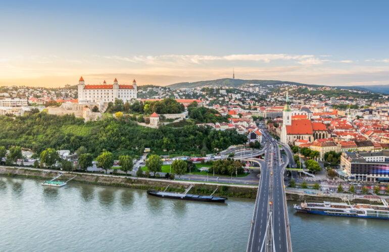 Фото: Достопримечательности Братиславы