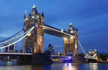 Фото: Тауэрський мост в Лондоне