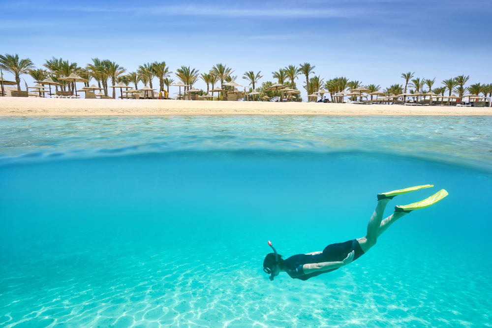 Фото: Курорт Марса Алам в Египте