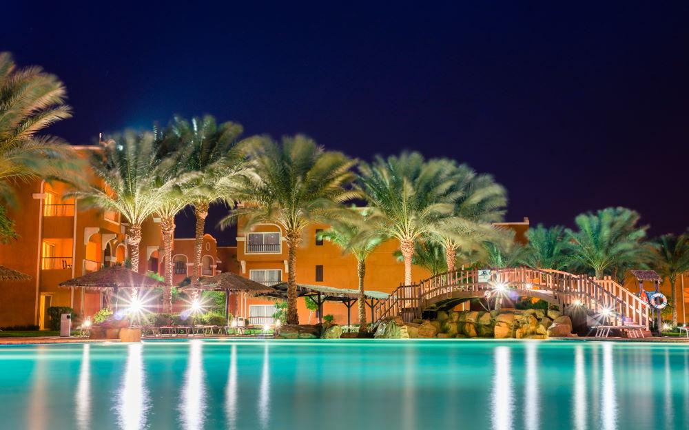 Фото: Курорт Сафага в Египте