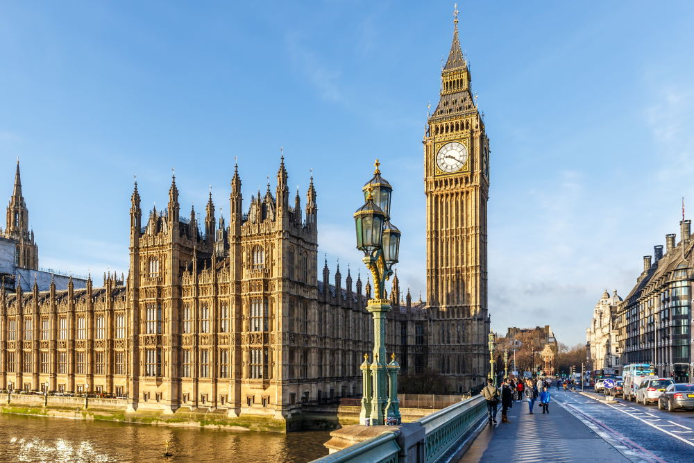 Фото: Биг Бен в Лондоне
