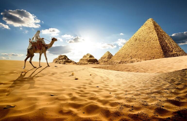 Фото: лучшие курорты Египта