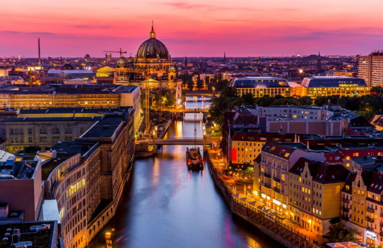 Фото: Достопримечательности Берлина, Германия