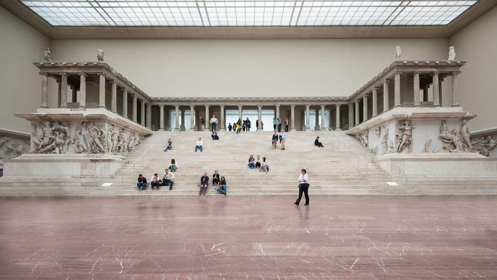 Фото: Пергамский музей в Берлине