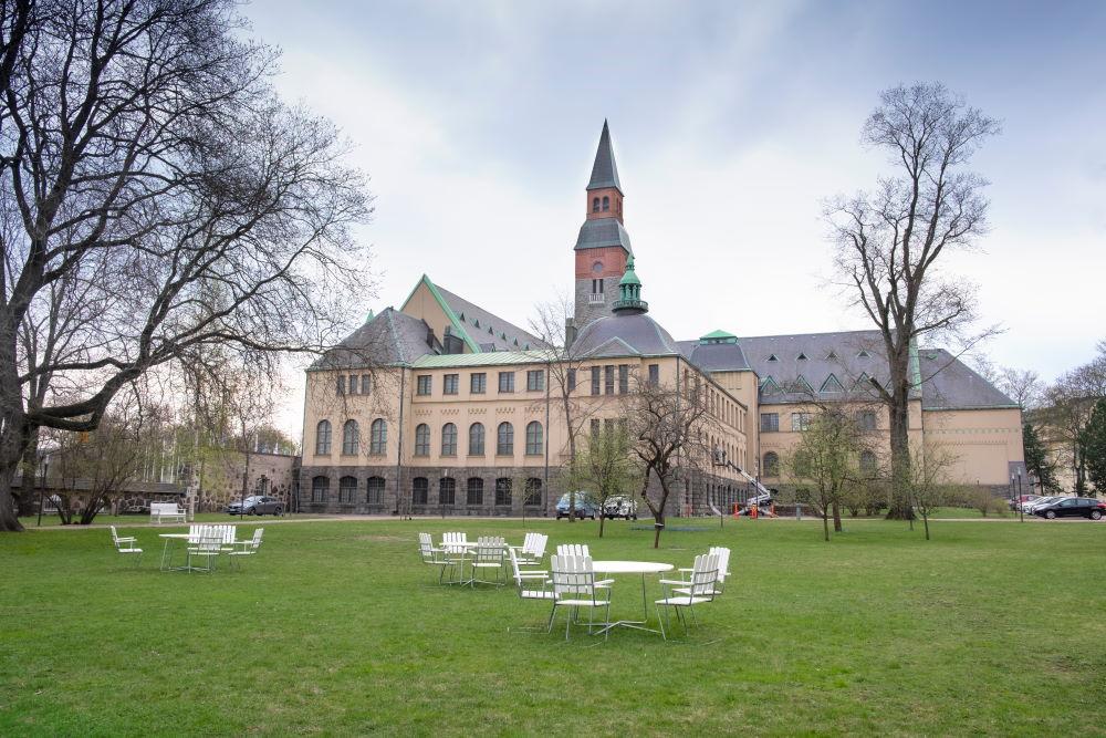 Фото: Национальный музей в Хельсинки