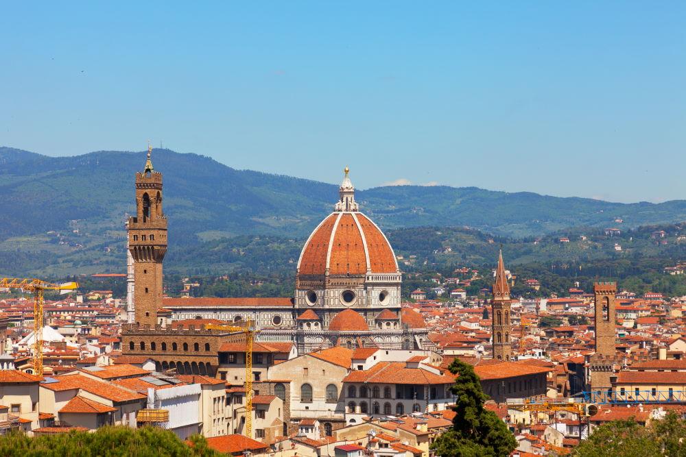 Фото: Собор Санта-Мария-дель-Фьоре во Флоренции