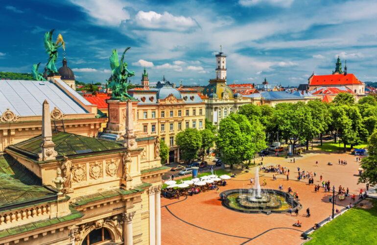 Фото: Достопримечательности Львова