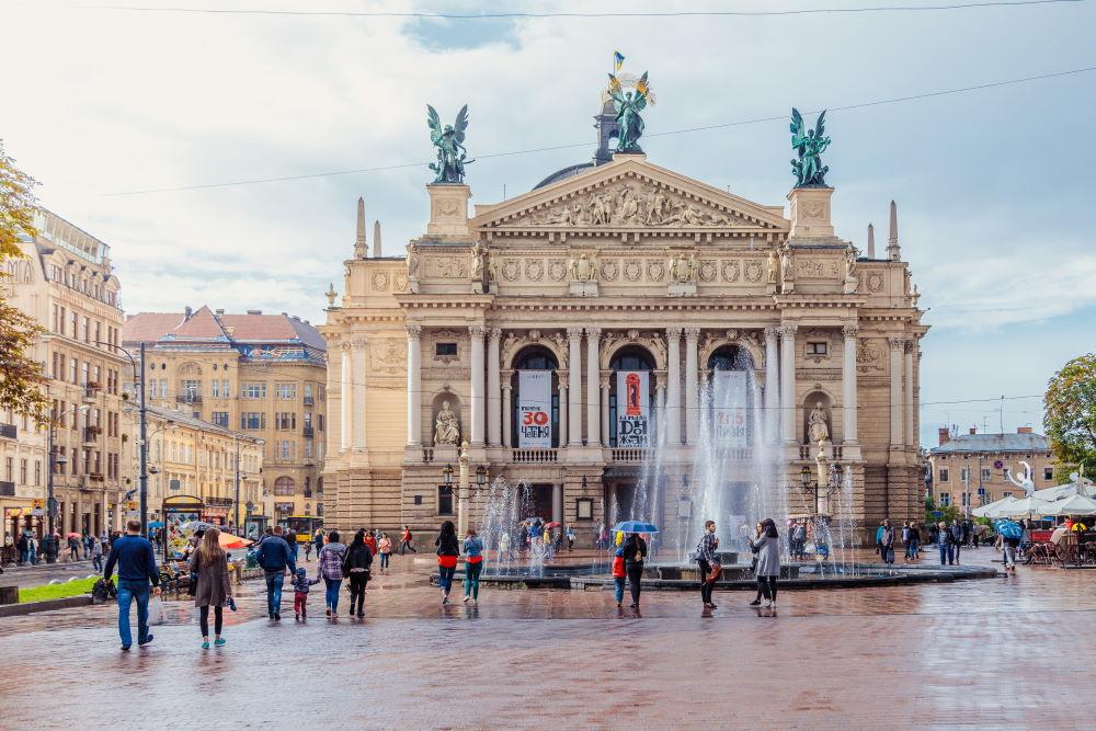 Фото: Львовский оперный театр