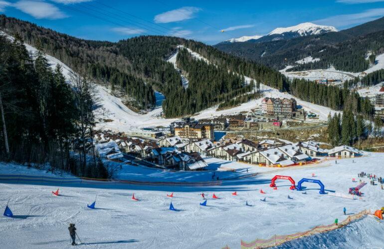 Фото: Лучшие горнолыжные курорты Украины