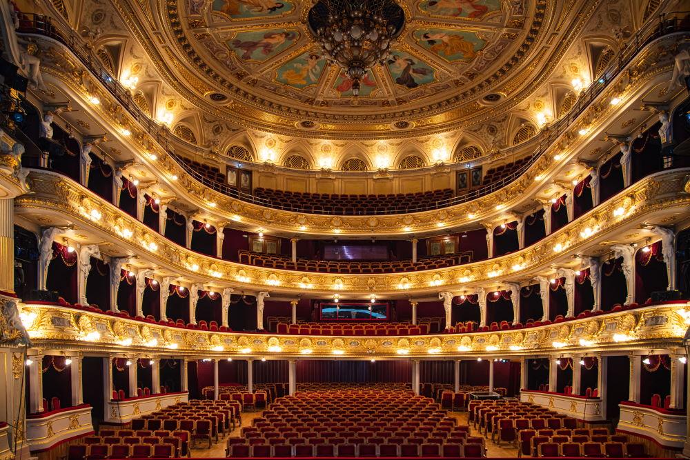 Фото: Оперный театр во Львове