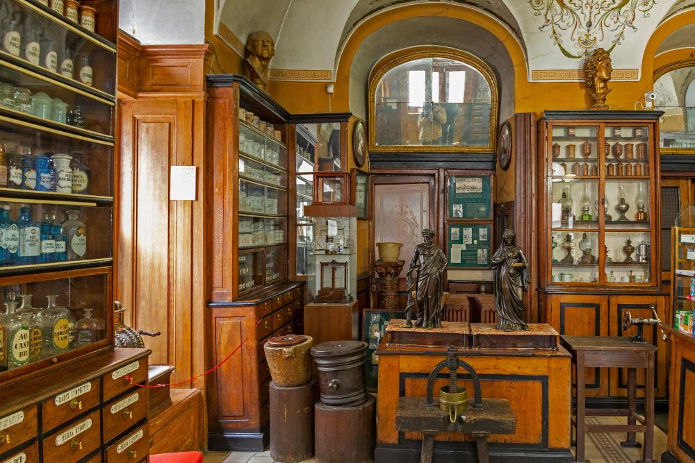 Фото: Аптека Музей во Львове