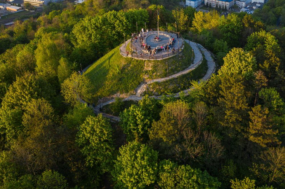 Фото: Высокий замок во Львове