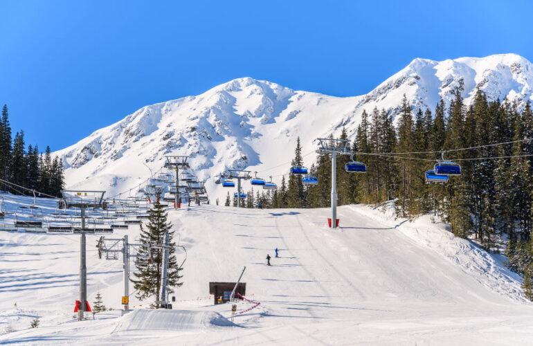 Фото: Лучшие горнолыжные курорты Словакии