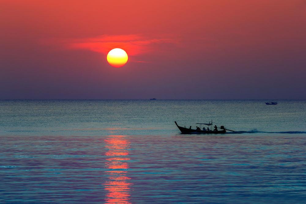 Фото: Пляж Банг Тао (Пхукет, Таиланд)