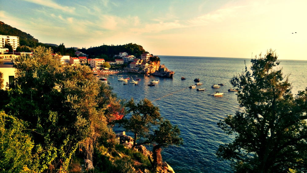 Фото: Курорт Пржно в Черногории
