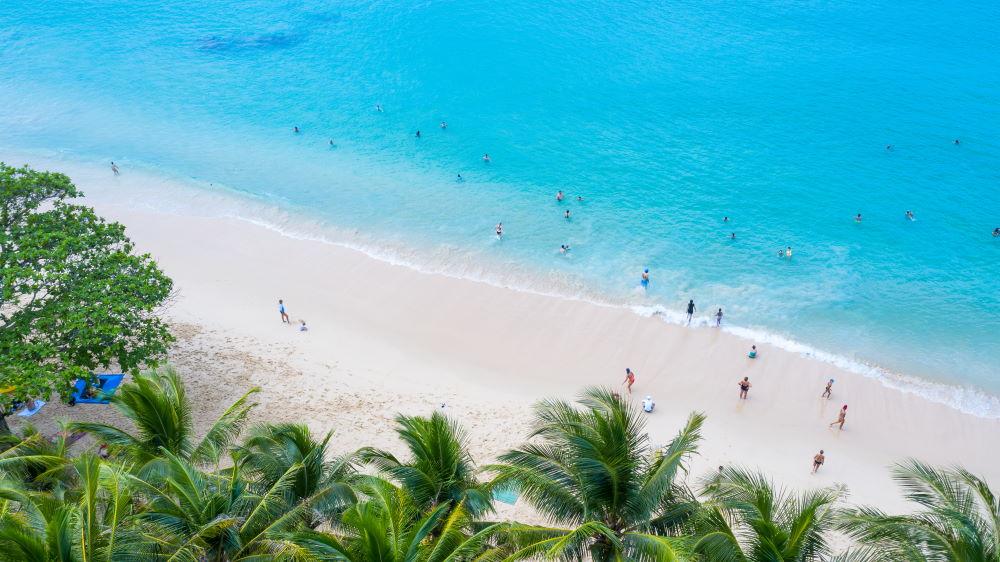 Фото: Пляж Сурин (Пхукет, Таиланд)