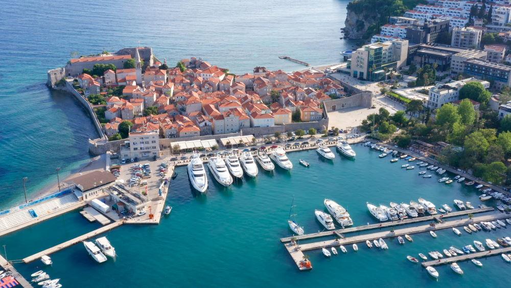 Фото: Курорт в Черногории