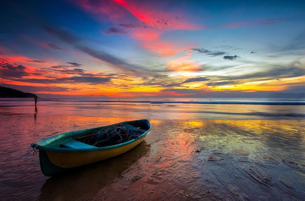 Фото: Пляж Карон (Пхукет, Таиланд)