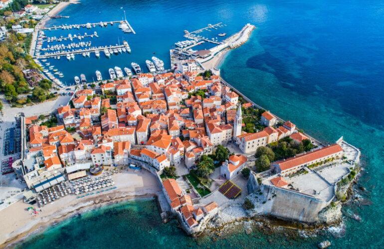 Фото: Лучшие курорты Черногории