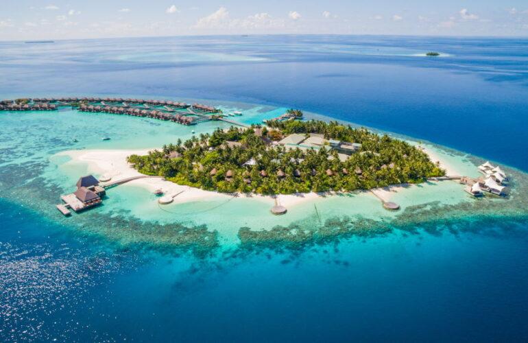 Фото: Курорты Мальдив