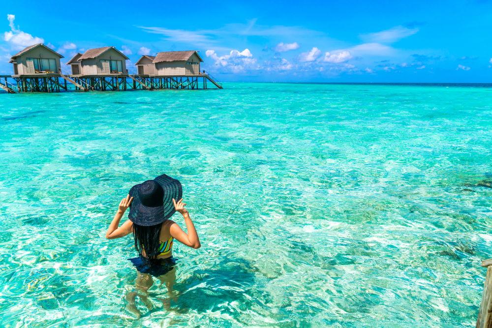 Фото: отдых на Мальдивах