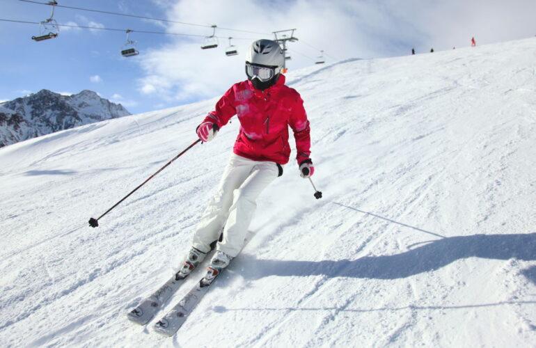 Фото: Лучшие горнолыжные курорты Австрии