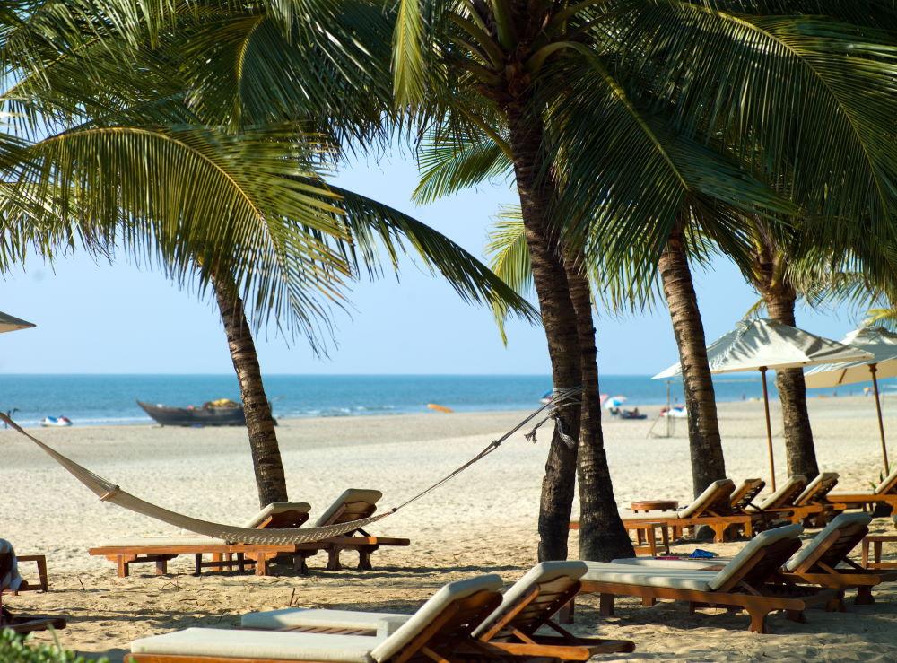 Фото: Пляжный отдых в Гоа, Индия