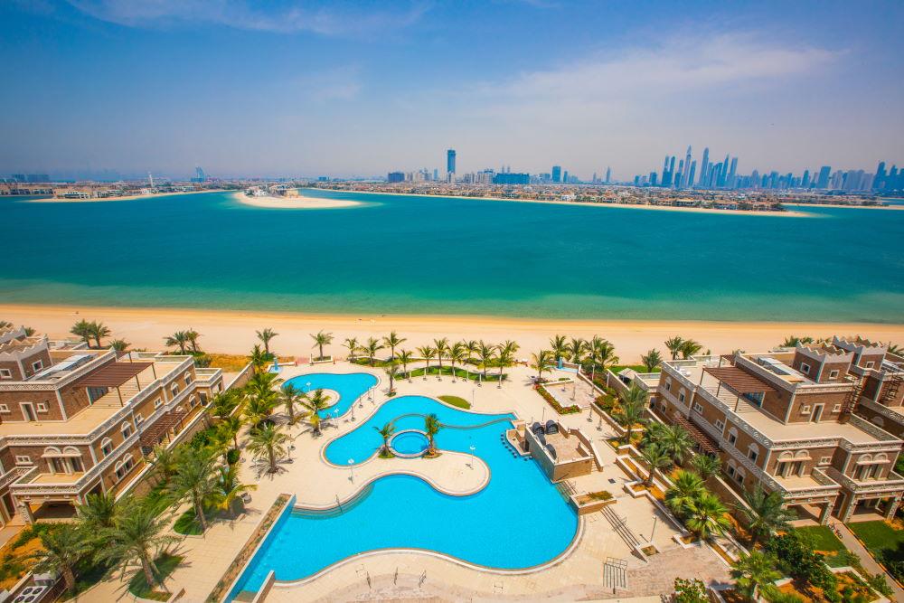 Фото: Пляжный отдых в ОАЭ