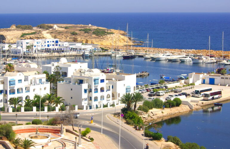 Фото: Лучшие курорты Туниса