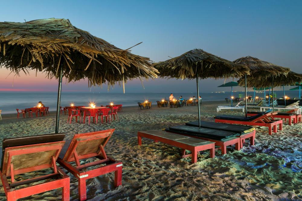 Фото: Какой пляж выбрать в Гоа