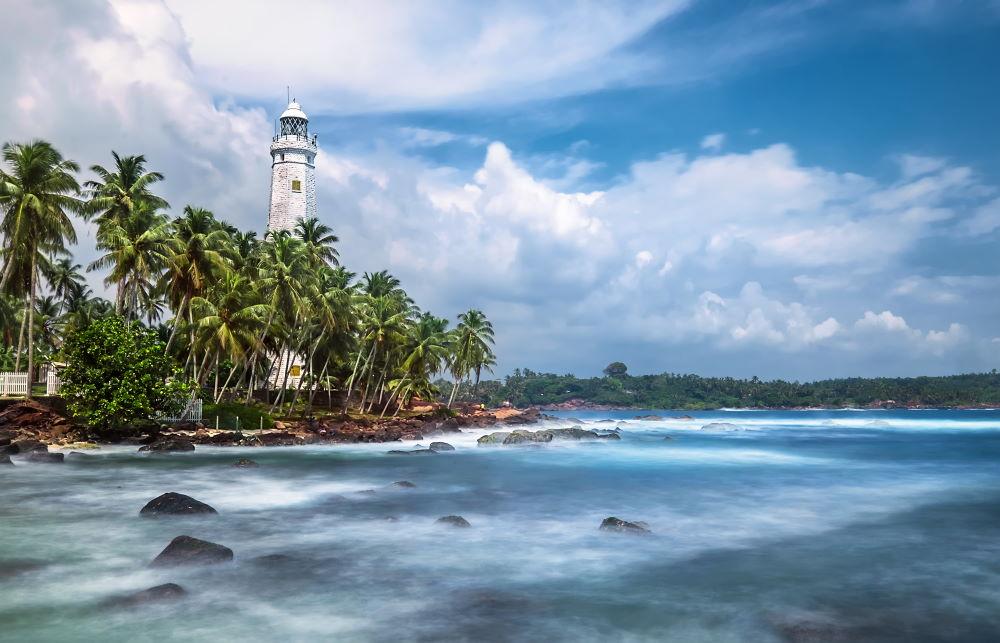 Фото: Маяк Дондра, Шри-Ланка