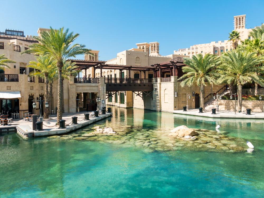 Фото: Курорт Дубай (ОАЭ)