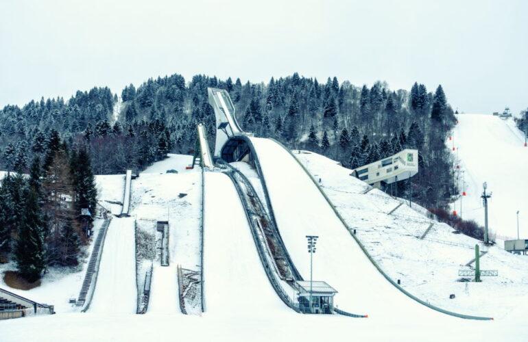 Фото: Лучшие горнолыжные курорты Германии