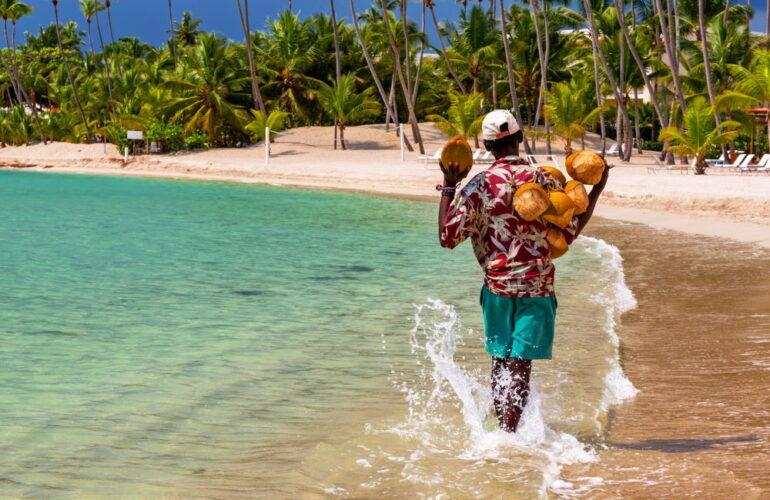 Фото: Пляж, Доминикана