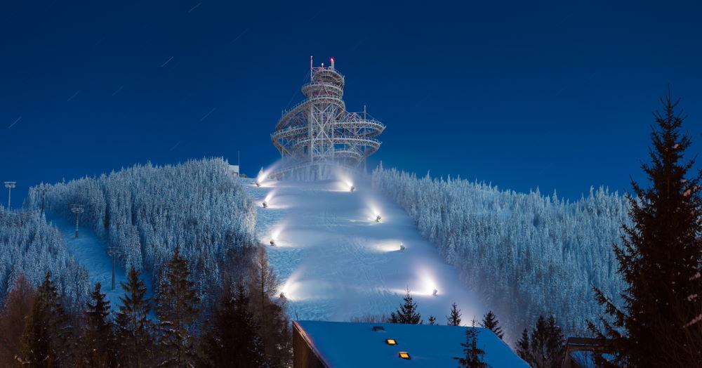Фото: ТОП горнолыжных курортов в Чехии