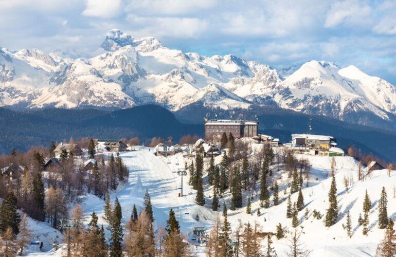 Фото: ТОП лучших горнолыжных курортов Словении