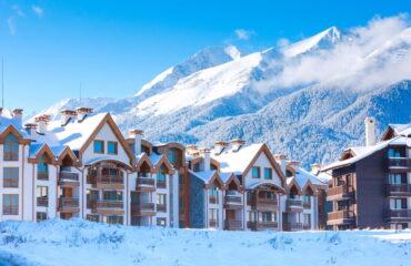 Фото: Популярный горнолыжный курорт в Болгарии