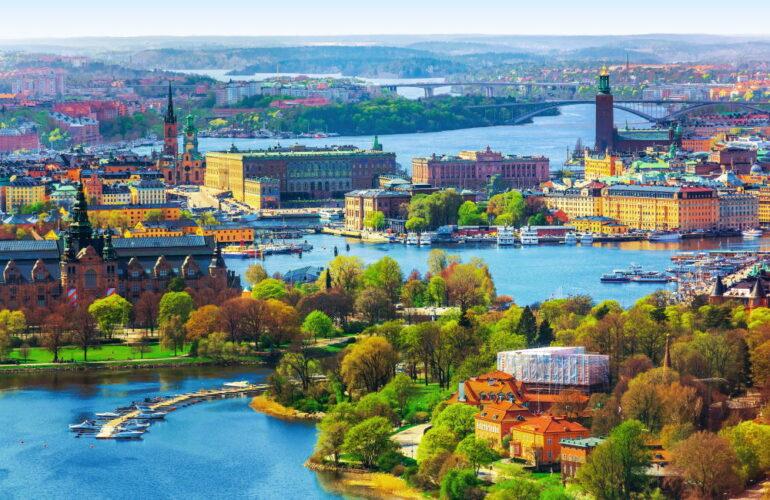 Фото: Достопримечательности Стокгольма
