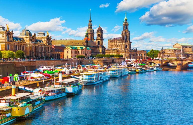 Фото: Достопримечательности Дрездена