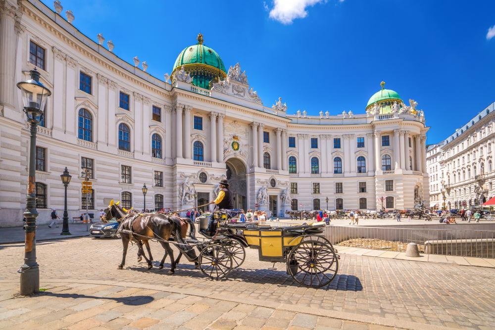Фото: Хофбург (Вена, Австрия)