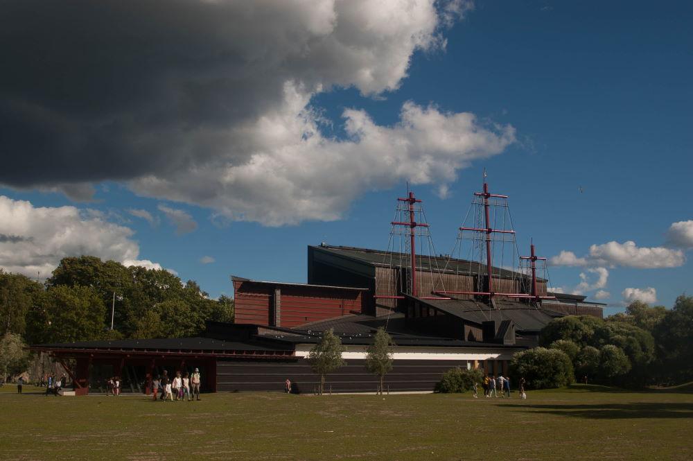 Фото: Музей Васа в Стокгольме, Швеция