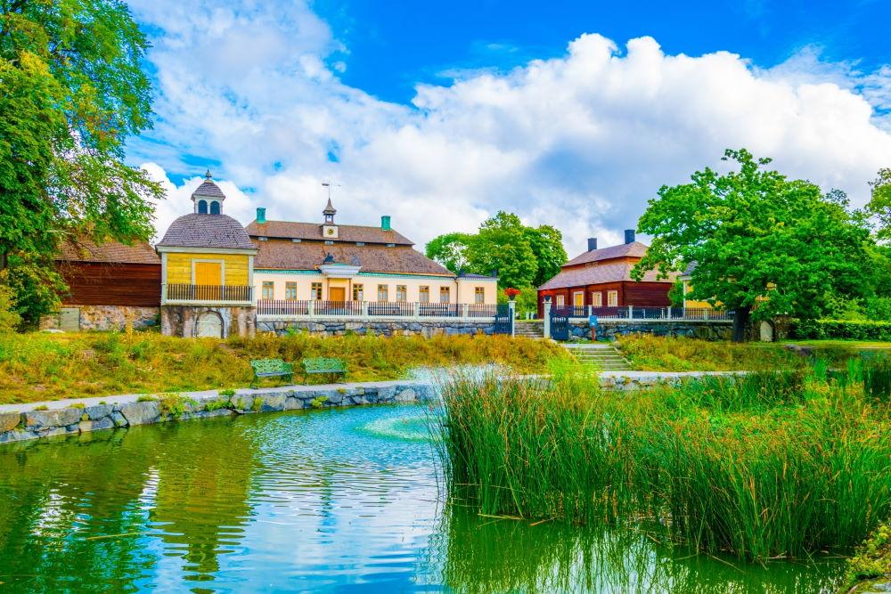 Фото: Музей под открытым небом Скансен в Стокгольме