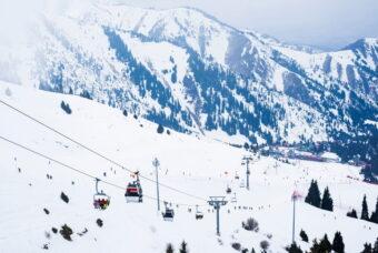 Современный бюджетный отдых: горнолыжные курорты Казахстана