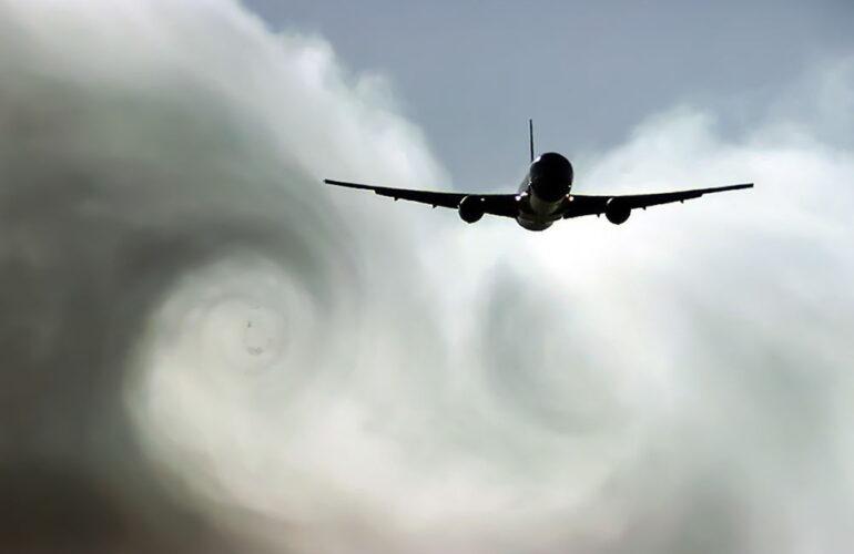 Фото: что такое турбулентность