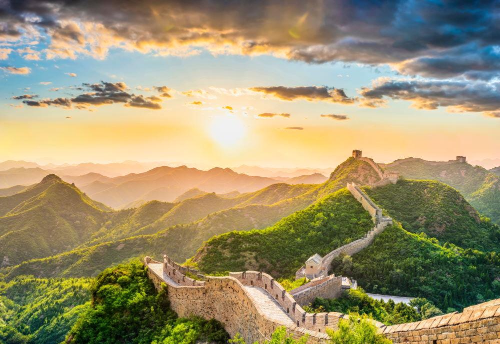 Фото: Великая китайская стена