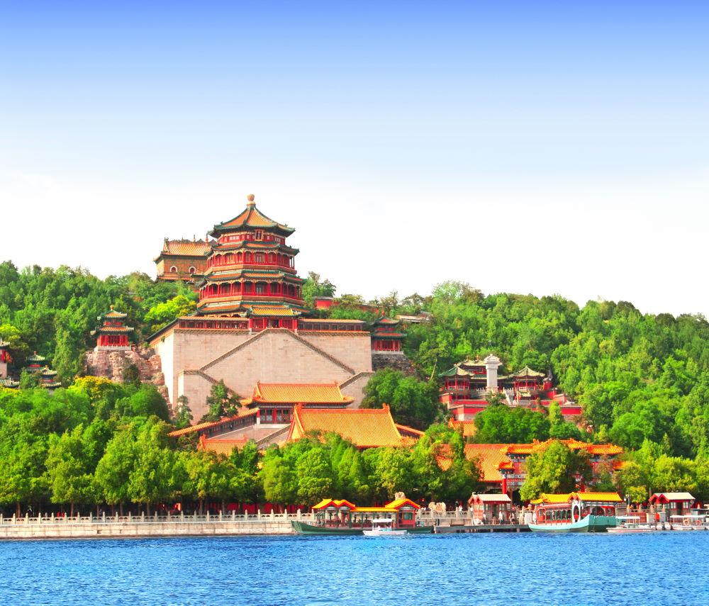 Фото: Императорский летний дворец