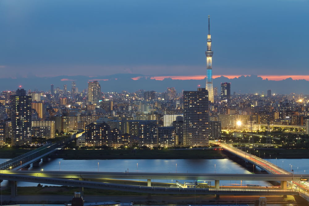 Фото: Tokyo Sky Tree Town