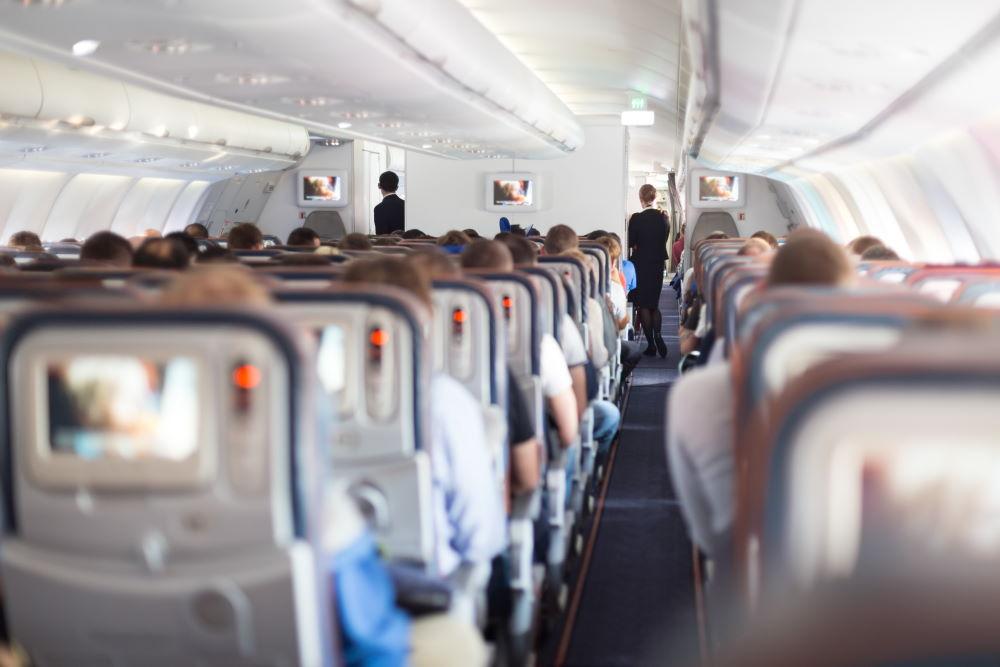 Фото: Места у прохода в самолете